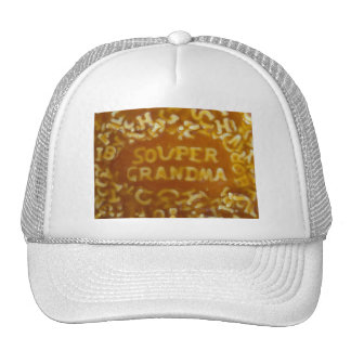 Message In My Soup: Grandma Hat