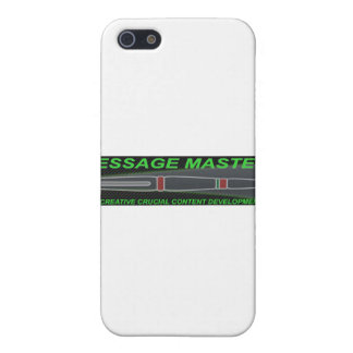 Message Masters Cover For iPhone 5