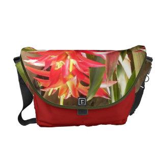 Messenger Bag - Bromeliads