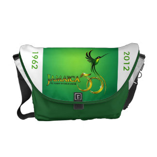 Messenger Bag - Celebrating Jamaica