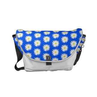 messenger bag daisy print