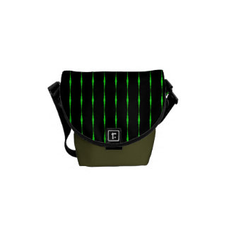 Messenger Bag (Live Stripe)