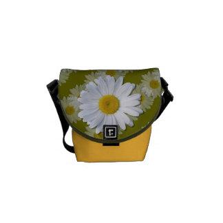 Messenger Bag - New Daisy on Daisy