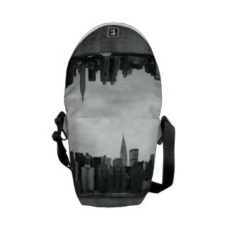 Messenger Bag - New York Skyline