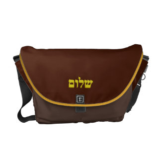 "Messenger bag ""Shalom"" by Artaliz"