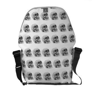 Messenger Bag Skulls