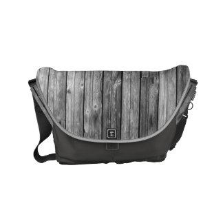 Messenger Bag - Weathered Barn Wood