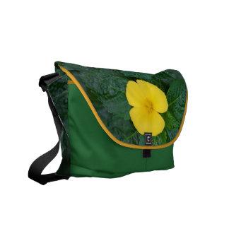 Messenger Bag - West Indian Holly