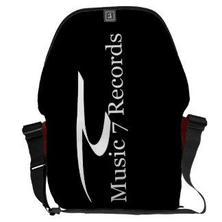 Messenger stock market Great Music 7 Commuter Bag
