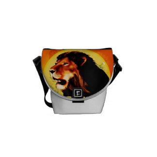 Messenger stock market pq The King Courier Bag