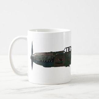 Messerschmitt 3 coffee mug