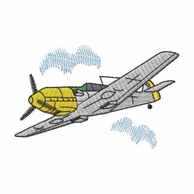 Messerschmitt B F-109 E Embroidered Polo Shirt