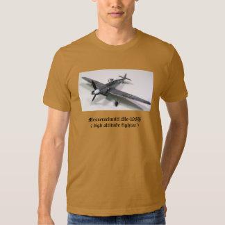 Messerschmitt Me-109H T Shirts