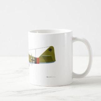 Messerschmitt Me-262 Swallow Coffee Mug