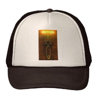 Messianic Seal Ballcap Cap