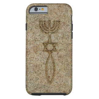 Messianic Seal Stone iPhone 6 case Tough Case