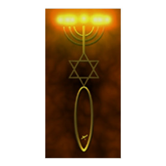 Messianic Seal Wall-Hanging Posters