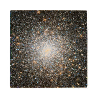 Messier 15 wood coaster