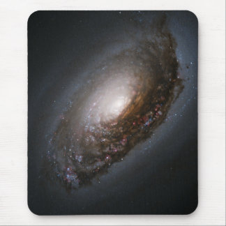 """Messier 64 - The """"Black Eye"""" Galaxy Mouse Pad"""