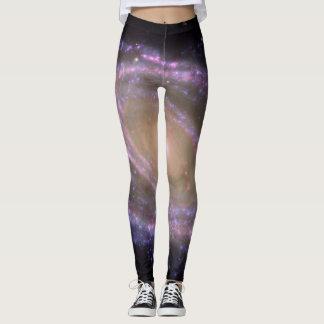 Messier 81 Galaxy Leggings