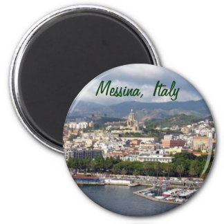 Messina italy magnet