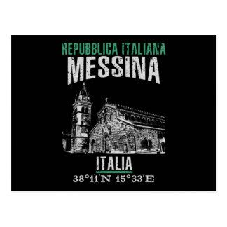 Messina Postcard