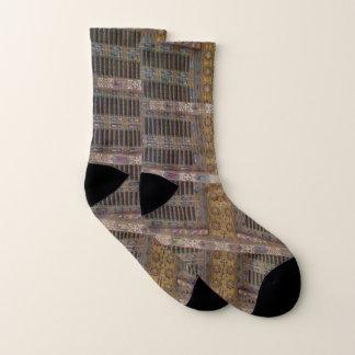 Messina, Sicily Socks