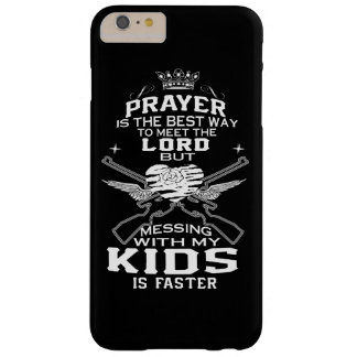 Messing with my Kids Barely There iPhone 6 Plus Case