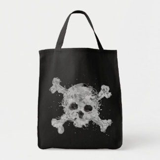 Messy Pirate Tote Bags
