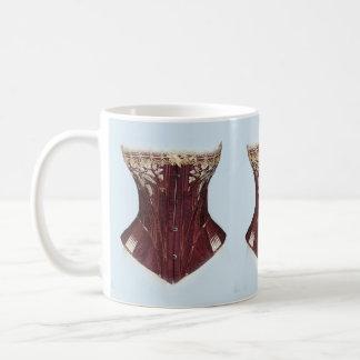 MET Museum 1870s Corset Mug