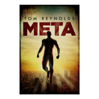 Meta by Tom Reynolds Poster