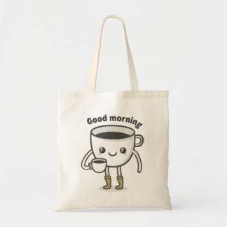 Meta Mug Tote Bag