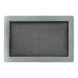 Metal 1 rectangular belt buckles