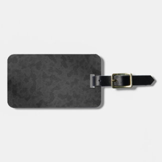 Metal 2 luggage tag