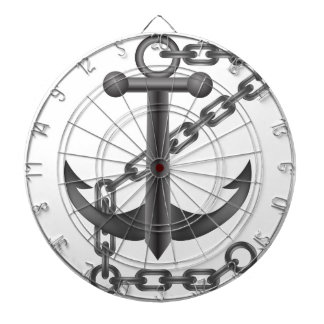 metal anchor dartboard