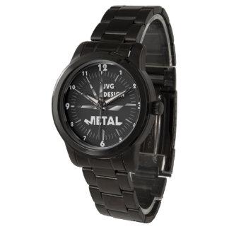 Metal by JVG Watch
