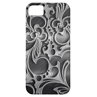 metal decorative structure barely there iPhone 5 case