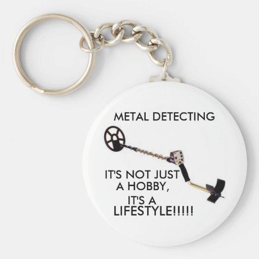 Metal Detector Key Chains