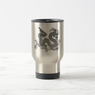 Metal Dragon Designer Mug