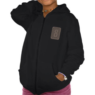 Metal Eight Girls Hoodie