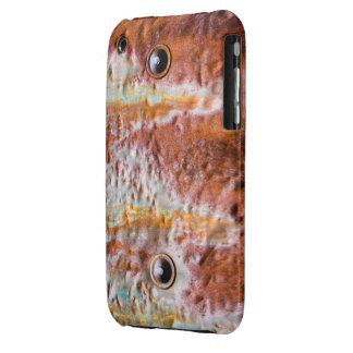 metal eyes rust iPhone 3 covers