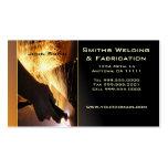 Metal Fab Business Card
