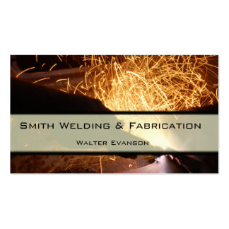 61 Metal Fabrication Business Cards and Metal Fabrication