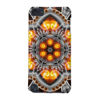 Metal & Flame Mandala iPod Touch 5G Case