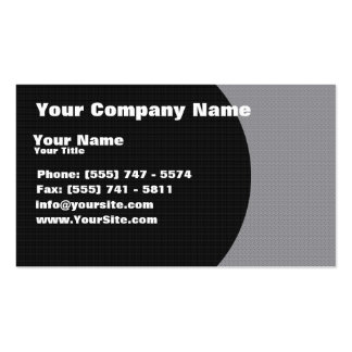 Metal Fusion Template Business Card Template