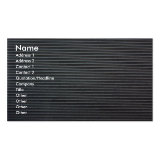 Metal garage door, Toronto Business Card Templates