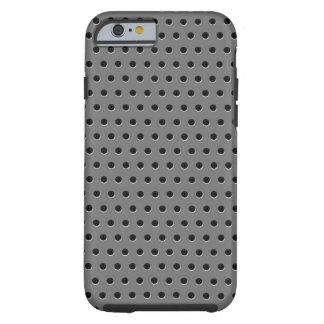 Metal Grate Tough iPhone 6 Case