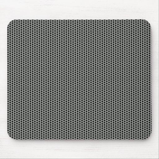 Metal Grid Mousepads