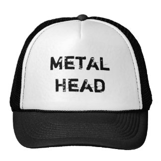 Metal Head Cap