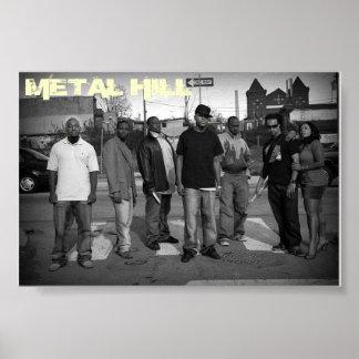 METAL HILL STREET POSTER 1